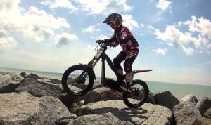 OSET Electric Trials Bikes Vancouver Island