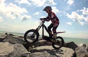 OSET 20.0 Racing Electric Trials Bike
