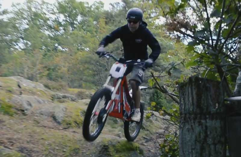OSET 24.0 Racing Electric Trials Bike